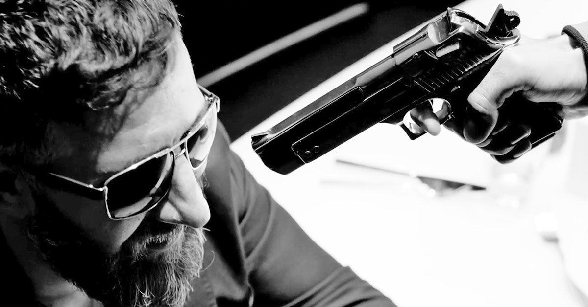 "Filmkritik ""Man from Beirut"": Kida Khodr Ramadan als blinder Auftragskiller"