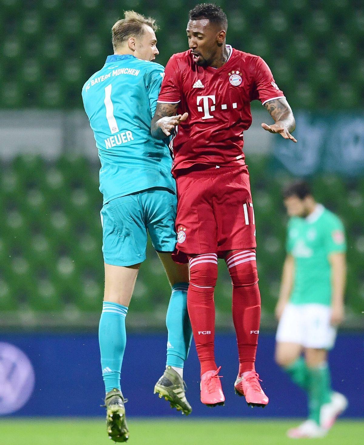 FC Bayern München ist Meister & so feiert das Team