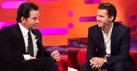 """Tom Holland und Mark Wahlberg drehen """"Uncharted"""" bei Berlin"""