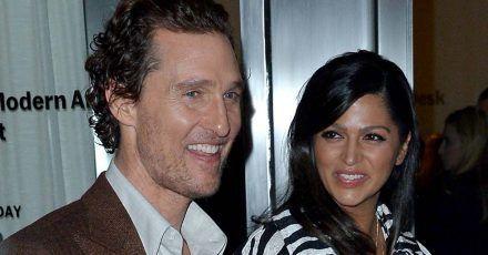 """Matthew McConaughey bevorzugt """"liebevolle Strenge"""""""