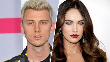 Megan Fox: Wie ernst ist die Romanze mit Rapper Machine Gun Kelly?