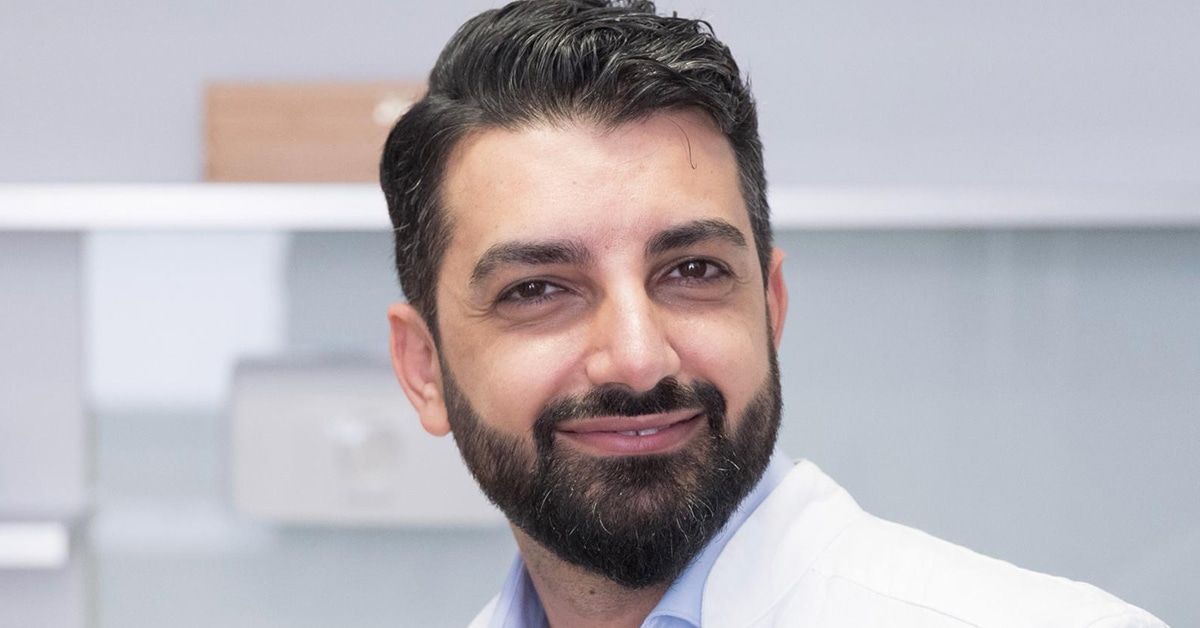 Marco Cerullo: Haarausfall mit 31 - Ist das normal?