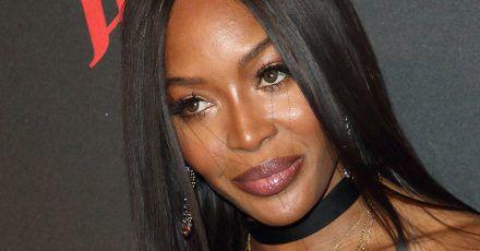 Naomi Campbell leidet noch immer unter Rassismus in der Modebranche