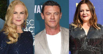 "Luke Evans und Nicole Kidman in neuer Hulu-Serie ""Nine Perfect Strangers"""