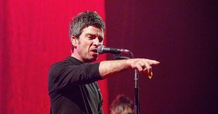 Noel Gallagher: zu faul für seine Lebensgeschichte