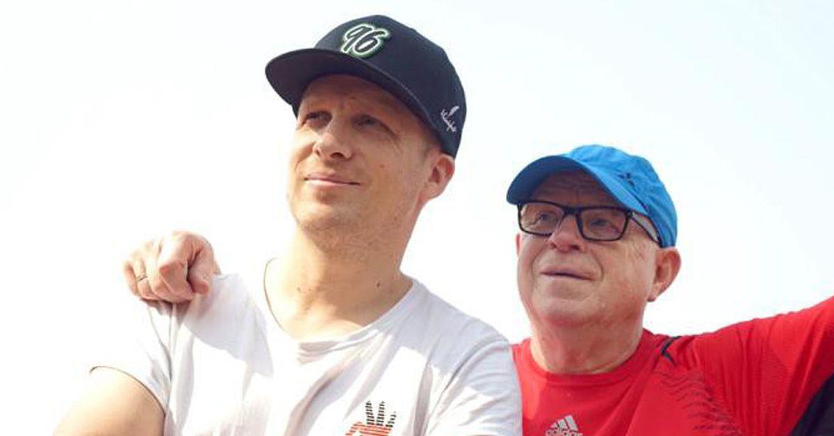 Oliver Pocher: Papa Gerhard ist schon ganz schön stolz