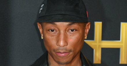 Pharrell Williams plant Netflix-Musical