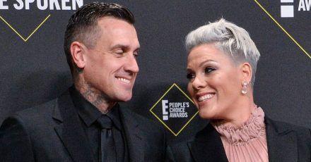 Pink ist sich sicher: Ohne Paartherapie wäre sie nicht mehr verheiratet