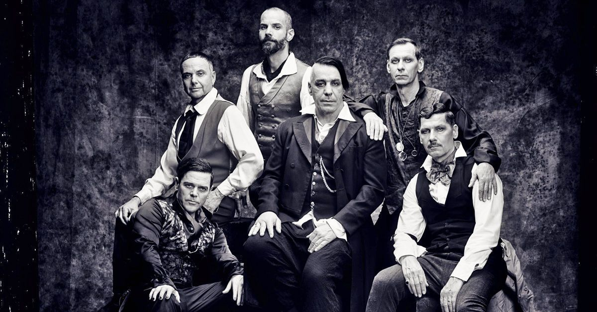 Rammstein: Schon wieder neues Album in der Mache?