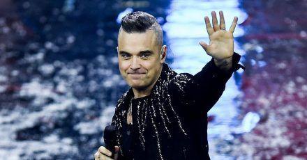 Neue Verschwörung: Robbie Williams macht den Xavier Naidoo