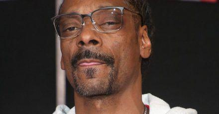 Dieses erste Mal erlebt Snoop Dogg 2020