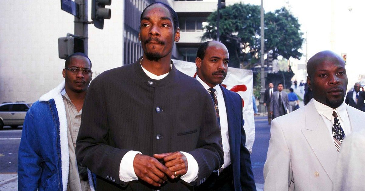 Snoop Dogg Gerichtsverhandlung 1995
