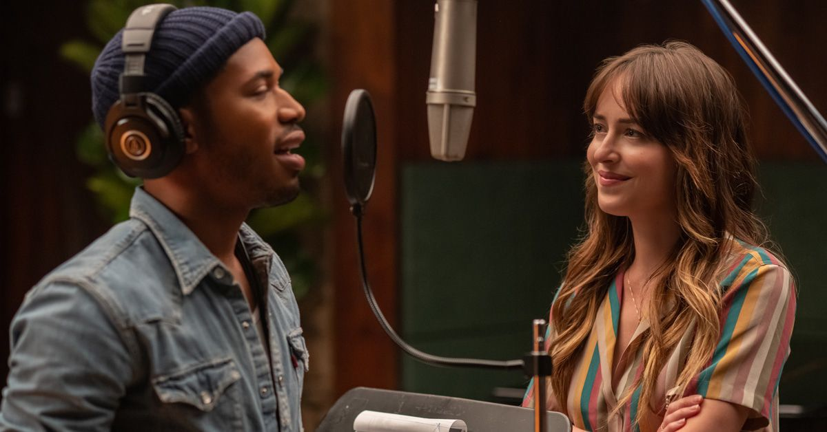 "Dakota Johnson und Diana Ross' Tochter im Musikfilm ""The High Note"""