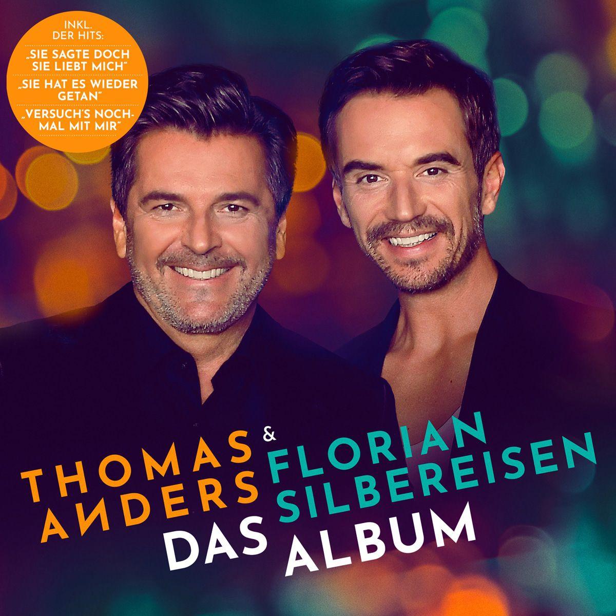 Florian Silbereisen erklärt das zweite Album  mit Thomas Anders