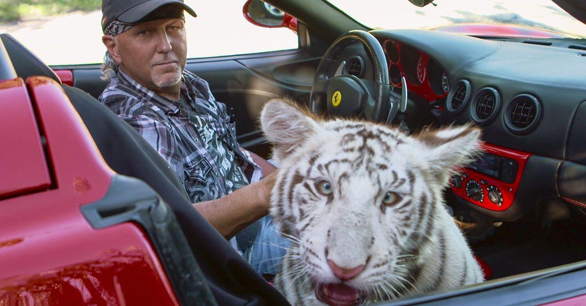 """Jeff Lowe aus """"Tiger King"""" bekommt eigene Sendung - klatsch-tratsch.de"""