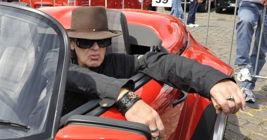 Udo Lindenberg: Geklauter Porsche ist wieder da