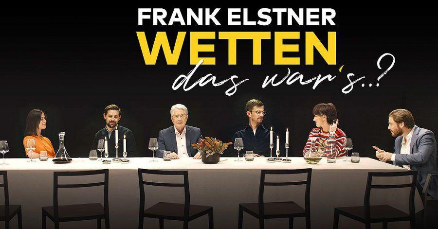 """Frank Elstner """"Wetten, dass war's...?"""" startet bei Netflix"""