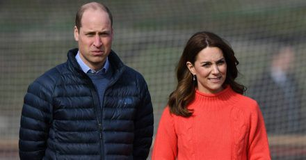 Prinz William: Seine Kinder haben während Corona-Lockdown gebacken