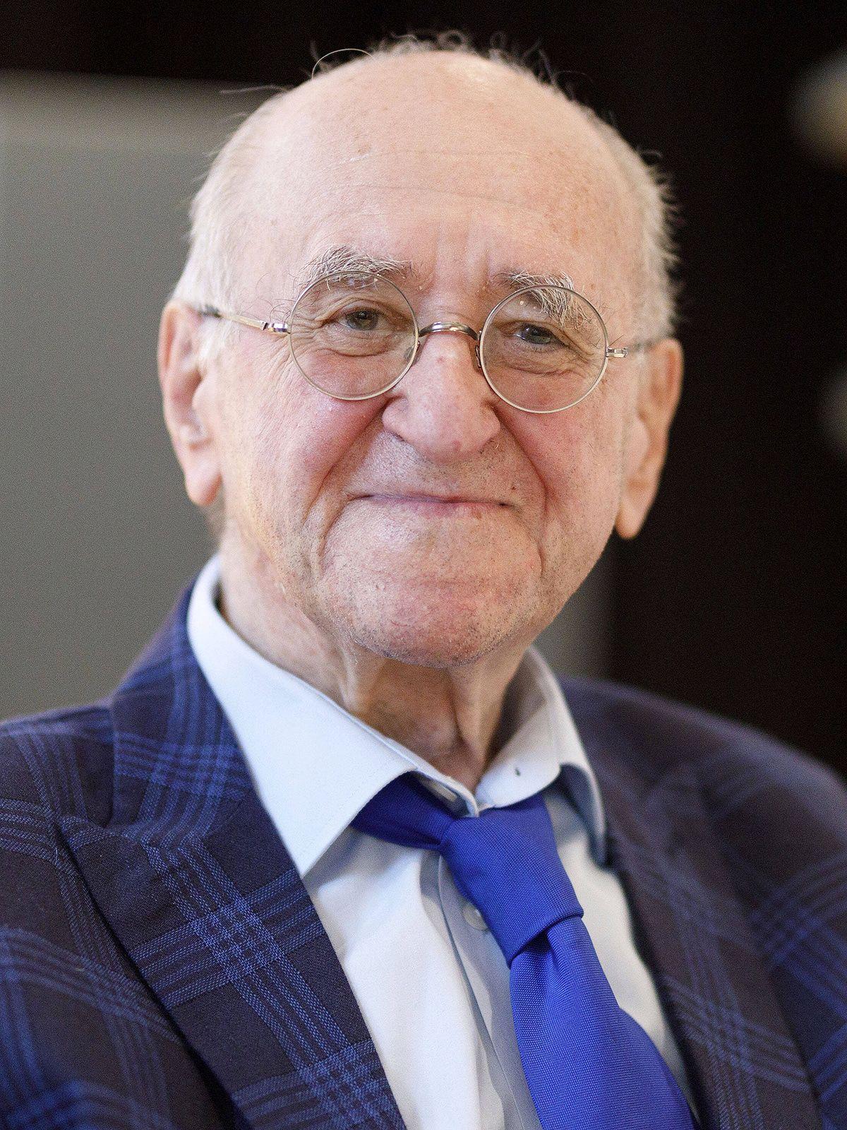 Alfred Biolek über seinen 86. Geburtstag und eine Patientenverfügung