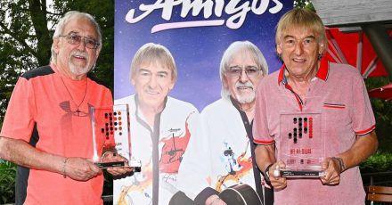 Charts der Woche: Die Amigos landen zum 12. Mal auf der 1!