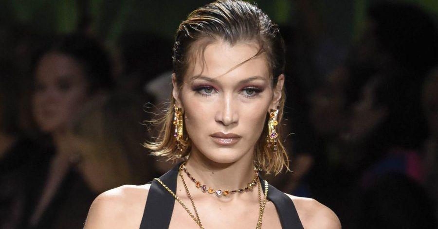 Bella Hadid modelt für diese heißen Bikinis