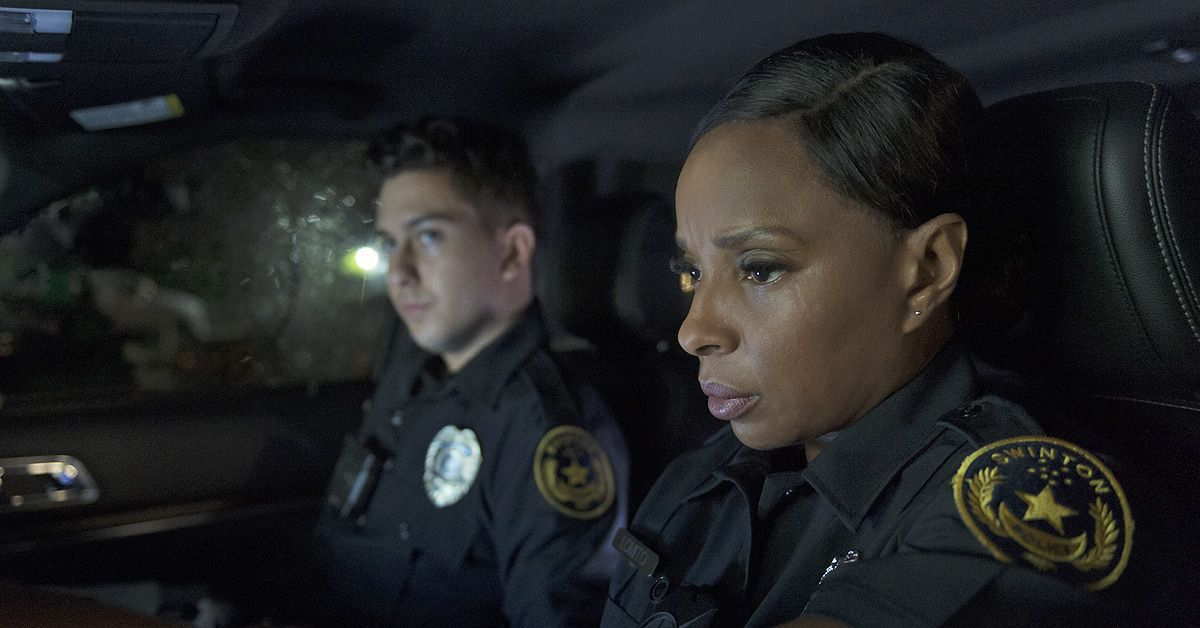 "Preview: Mary J. Blige & Nat Wolff im Mystery-Thriller ""Body Cam"""
