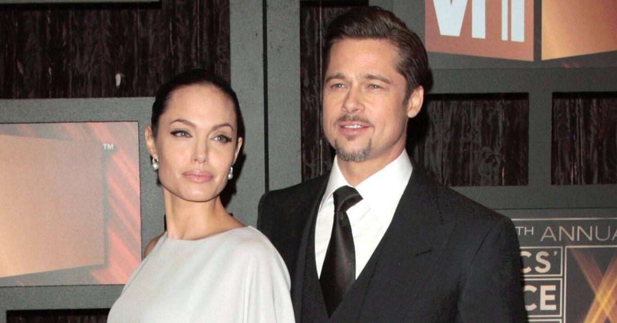 """Brad Pitt soll die Kinder wieder öfter sehen: """"Er wirkt glücklicher"""" - klatsch-tratsch.de"""