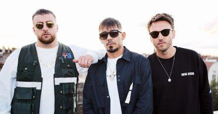 "Capital Bra, Clueso & KC Rebell: Hier ist das Video zum Song ""Andere Welt""!"