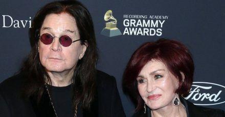 Ozzy und Sharon Osbourne: So süß zelebrieren sie ihren Hochzeitstag auf Instagram