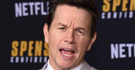 """Mark Wahlberg: """"Ich bin allergisch auf fast alles"""""""