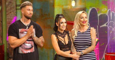 Elena Miras & Mike Heiter: Das sind die Kandidaten ihrer Tattooshow