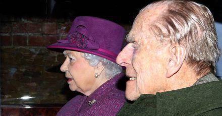 Die Queen und Prinz Philip hauen wieder nach Schottland ab