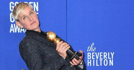 Ellen DeGeneres entschuldigt sich bei ihren Mitarbeitern