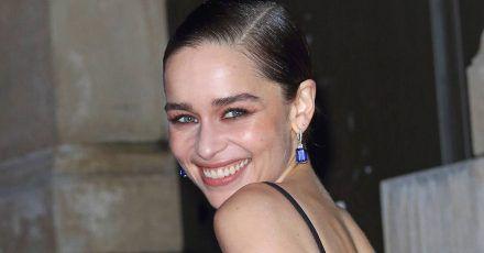 Emilia Clarke bedankt sich per Brief bei Krankenhauspersonal