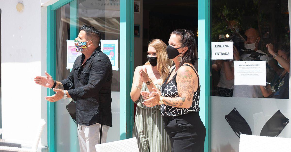 Daniela Büchner: Volles Haus bei Faneteria-Eröffnung