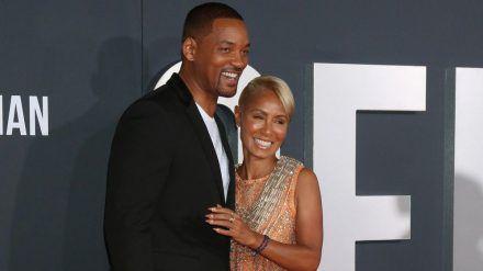 Will Smith und Jada Pinkett Smith sind seit 1997 verheiratet. (cam/spot)