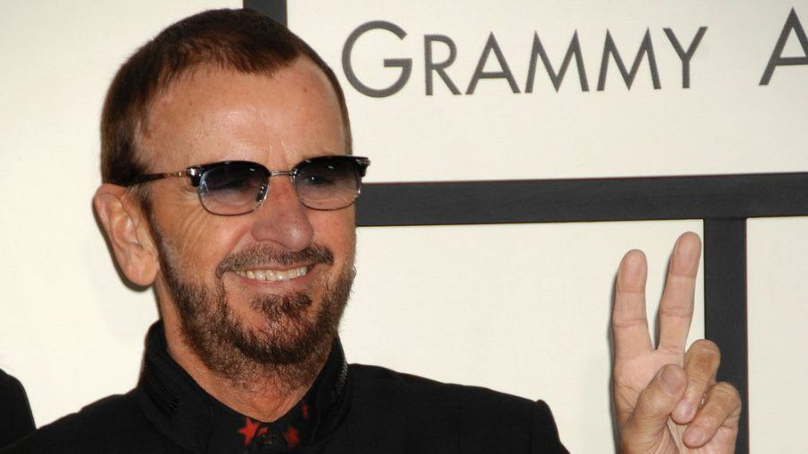 "Sein Motto lautet ""Peace & Love"": Ringo Starr (dms/spot)"