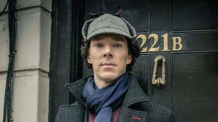 Benedict Cumberbatch war 2010 das erste Mal als Sherlock Holmes zu sehen. (amw/spot)