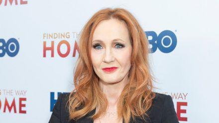 J.K. Rowling auf einer Veranstaltung im Dezember 2019 (wue/spot)