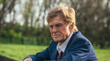 """Robert Redford als Forrest Tucker in """"Ein Gauner & Gentleman"""". (jkl/cam/spot)"""
