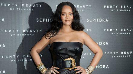 Mit Beauty-Produkten und Mode verdient Rihanna viel mehr Geld als mit ihrer Musik (wue/spot)