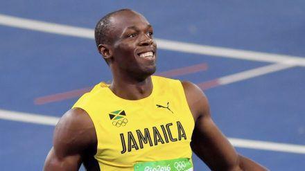 Usain Bolt ist im Mai Vater geworden (hub/spot)