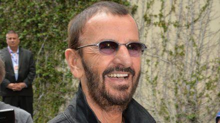 Ringo Starr feierte virtuell seinen Geburtstag. (jom/spot)