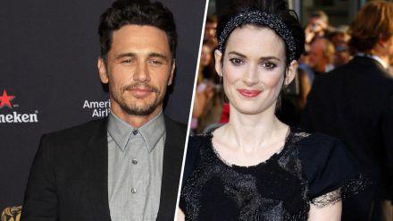James Franco und Winona Ryder sind (un)freiwillig in den Streit zwischen Johnny Depp und Amber Heard involviert. (jom/spot)