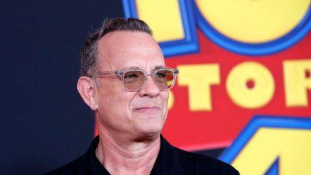 Tom Hanks kann sich über viele Glückwünsche freuen. (rto/spot)