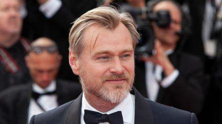 Christopher Nolan während der Filmfestspiele von Cannes (stk/spot)