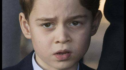 Prinz George feiert am 22. Juli seinen 7. Geburtstag. (jom/spot)