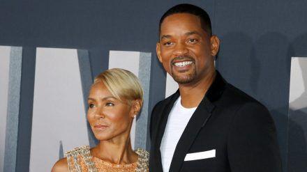 Jada Pinkett Smith und ihr Ehemann Will Smith (wue/spot)
