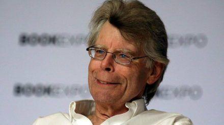 """Im April 2020 veröffentlichte Stephen King seine neue Novellensammlung """"Blutige Nachrichten"""". (ncz/spot)"""