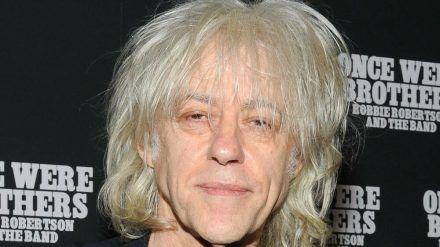 """Bob Geldof bei der Filmpremiere von """"Once Were Brothers"""" im Februar 2020 (elm/spot)"""